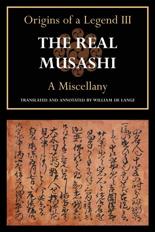 The Real Musashi: A Miscellany